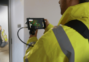 GeoSLAM Launches Game-Changing Technology in the UK during Digital Construction Week